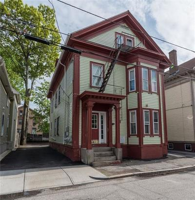 Providence Multi Family Home For Sale: 32 Dartmouth Av
