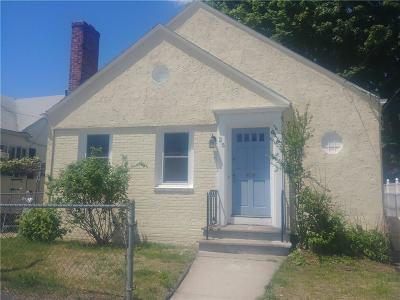 Providence RI Single Family Home For Sale: $199,900