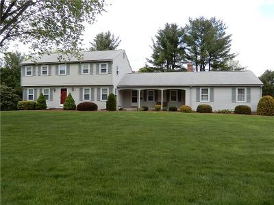 East Greenwich Single Family Home For Sale: 60 Balsam Dr