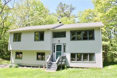 Coventry Single Family Home For Sale: 1933 Victory Hwy