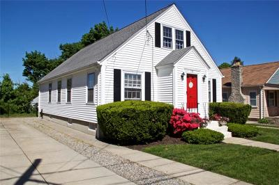Providence County Single Family Home For Sale: 368 Jastram St