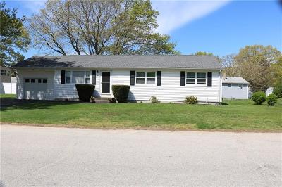 Coventry Single Family Home Act Und Contract: 10 Longfellow Dr
