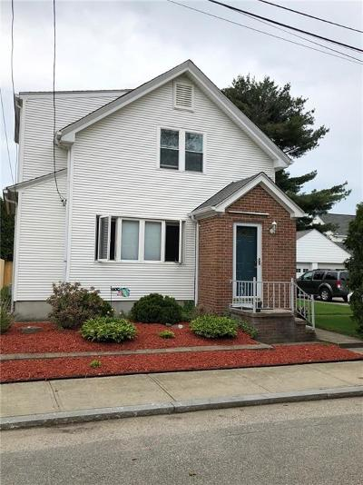 Providence RI Single Family Home For Sale: $214,900