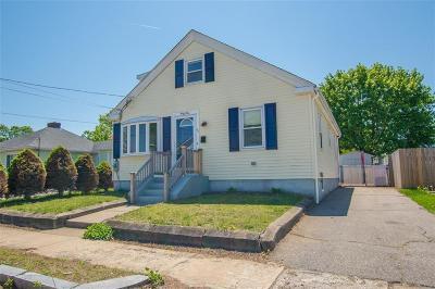 East Providence Single Family Home For Sale: 49 City View Av