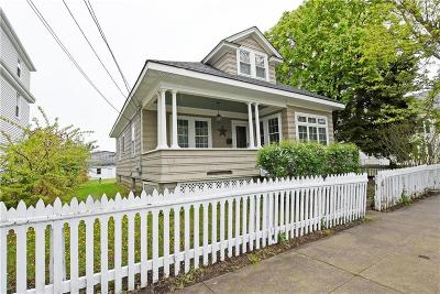 Bristol County Single Family Home Act Und Contract: 60 Wood St