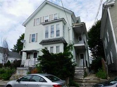 Providence RI Multi Family Home For Sale: $210,000