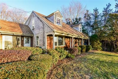 Bristol County Single Family Home For Sale: 34 Summit Dr