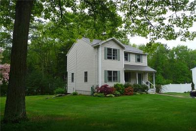 Coventry Single Family Home For Sale: 205 East Shore Dr