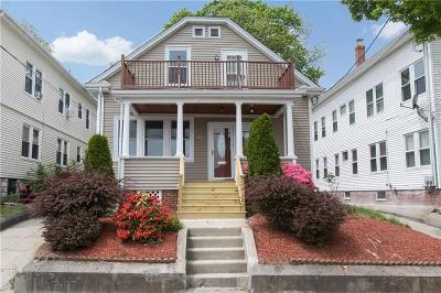 Providence RI Multi Family Home For Sale: $329,000
