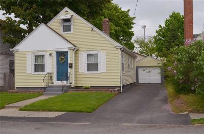 Cranston Single Family Home Act Und Contract: 109 Caporal St