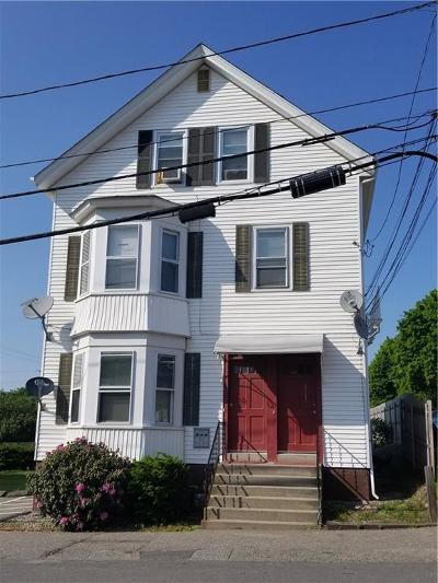 East Providence Multi Family Home Act Und Contract: 116 Mauran Av