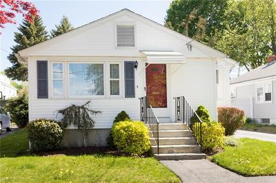 Providence RI Single Family Home For Sale: $184,900