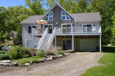 Glocester Single Family Home For Sale: 57 Gold Mine Rd