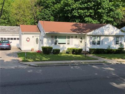 Providence RI Single Family Home For Sale: $224,900