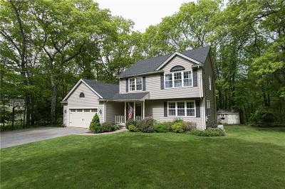 Lincoln Single Family Home Act Und Contract: 31 Whipple Rd