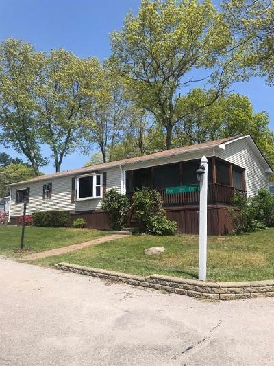 Coventry Single Family Home For Sale: 57 Cantaberry Lane