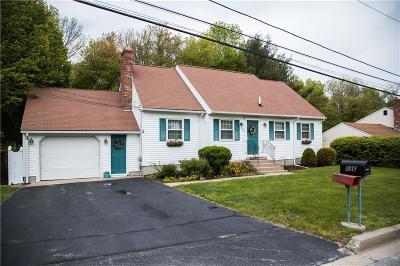 Kent County Single Family Home For Sale: 136 Pine Orchard Rd