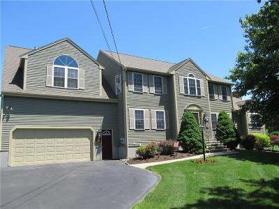 Providence County Single Family Home For Sale: 285 Little Pond County Rd