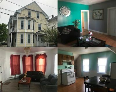 Providence RI Multi Family Home For Sale: $275,900