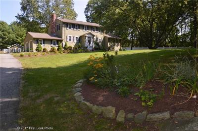 Glocester Single Family Home For Sale: 575 Cooper Rd