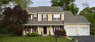 Kent County Single Family Home For Sale: 45 Pond Dr