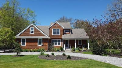 Washington County Single Family Home For Sale: 37 Pond Shore Dr