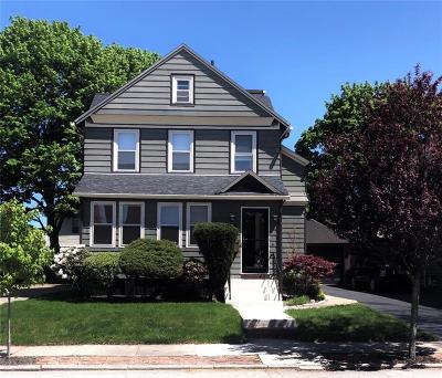Providence County Single Family Home For Sale: 8 Prospect St