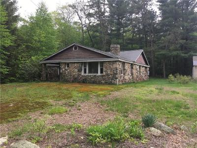 Scituate Single Family Home For Sale: 453 Trimtown Rd