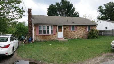 Warwick Single Family Home For Sale: 307 George Arden Av