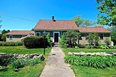 Middletown Single Family Home For Sale: 163 Paradise Av