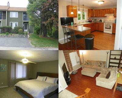 Providence County Condo/Townhouse For Sale: 26 Tamarac Dr, Unit#d #D