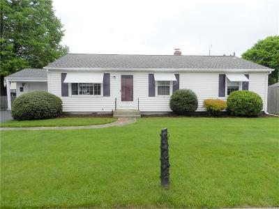 East Providence Single Family Home For Sale: 10 Connors Lane