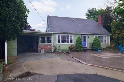North Providence Single Family Home For Sale: 12 Gamma Ct