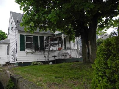 Coventry Single Family Home For Sale: 1193 Main St