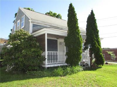 Coventry Single Family Home For Sale: 1189 Main St