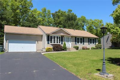 Coventry Single Family Home For Sale: 46 Monroe Dr