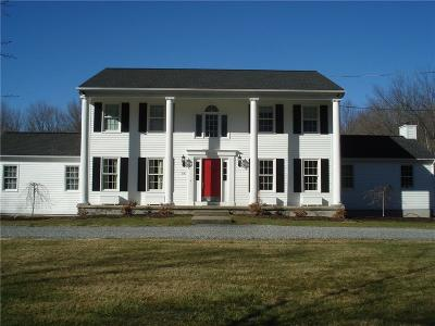 Scituate Single Family Home For Sale: 105 Westcott Rd