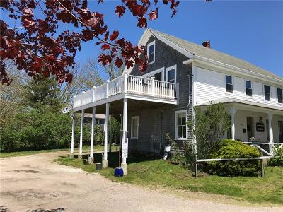 Washington County Condo/Townhouse For Sale: 460 Chapel St, Unit#3 #3