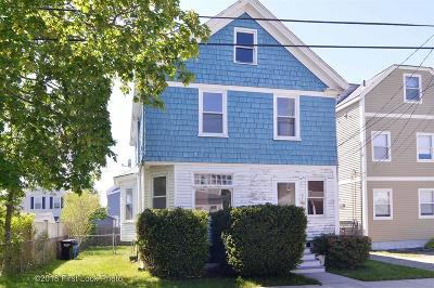 Newport Single Family Home Act Und Contract: 15 Vaughan Av