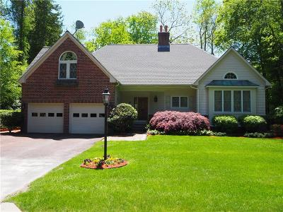 Bristol County Single Family Home Act Und Contract: 6 Great Rd
