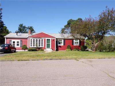 Kent County Single Family Home Act Und Contract: 186 Hilton Rd