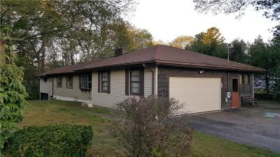 Providence County Single Family Home For Sale: 19 Halliwell Blvd