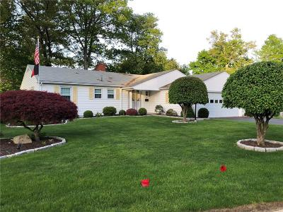 Lincoln Single Family Home Act Und Contract: 15 Musket Rd