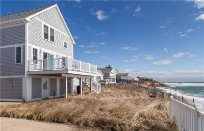 South Kingstown Single Family Home For Sale: 979 Matunuck Beach Rd