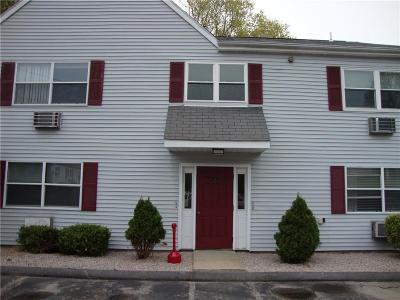 Westerly Condo/Townhouse For Sale: 19 Apache Dr, Unit#h #H