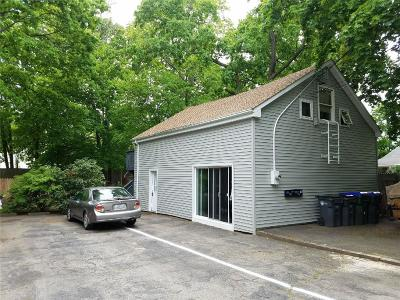 Providence Single Family Home For Sale: 72 Eliza St