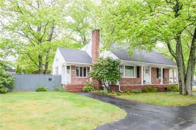 Providence County Single Family Home For Sale: 51 Thunder Trl
