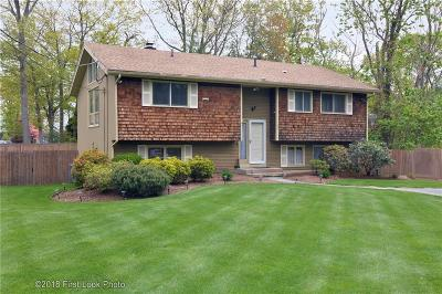 Warwick Single Family Home For Sale: 44 Bagley Rd