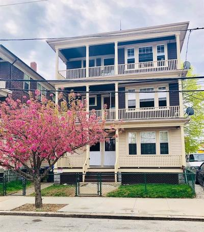 Providence County Multi Family Home For Sale: 36 - 38 Linton St