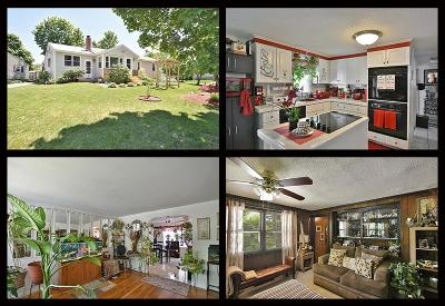 Kent County Single Family Home For Sale: 64 Amherst Rd